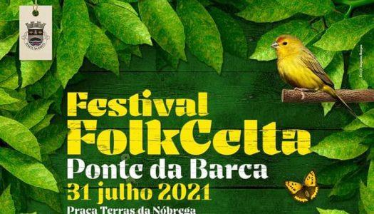 Folk Celta traz música luso-galega a Ponte da Barca