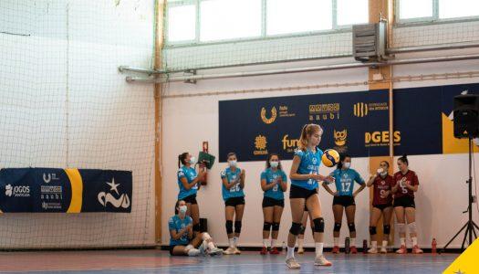 AAUM apura-se para mais três finais nos Campeonatos Nacionais Universitários