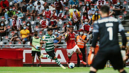 SC Braga perde em casa diante do Sporting CP