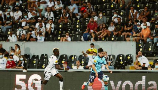 Vitória SC triunfa sobre o FC Vizela em dérbi minhoto
