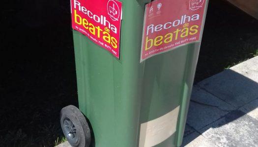Butt Hike: Campanha de recolha de beatas