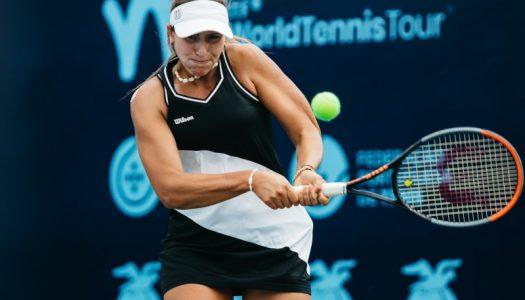 Francisca Jorge perde nos quartos de final do ITF de 25 mil dólares de Verbier