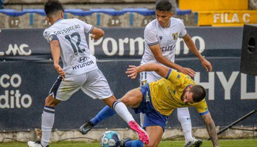 FC Famalicão vence GD Estoril Praia e avança na Allianz Cup
