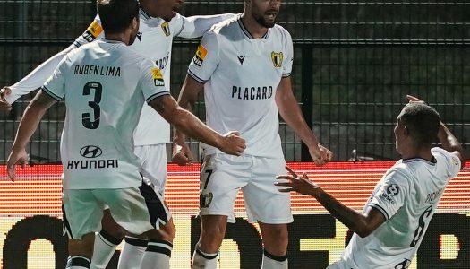 FC Famalicão empata com o Sporting CP e pontua pela primeira vez no campeonato