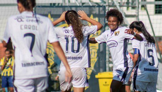 FC Famalicão estreia-se na Liga BPI com uma vitória sobre o Clube de Albergaria