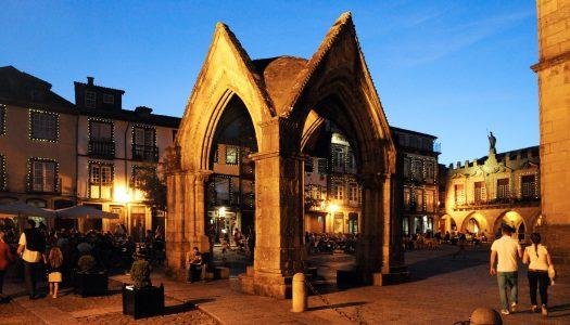 O Cinema sai à rua nas noites de verão em Guimarães
