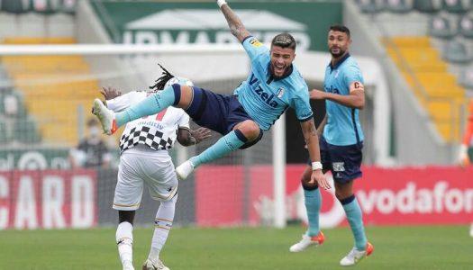 FC Vizela empata frente ao Boavista FC na jornada quatro da Liga Bwin