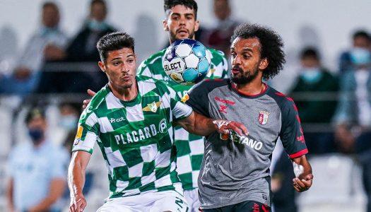 Moreirense FC X SC Braga (Destaques)
