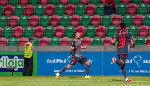 SC Braga vence CS Marítimo no arranque da Liga Bwin