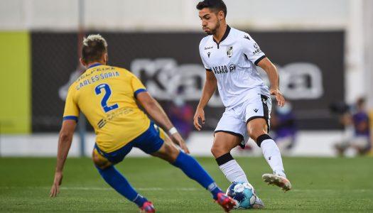 Vitória SC empata contra o GD Estoril Praia e continua sem ganhar na Liga Bwin