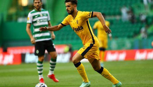 FC Vizela derrotado frente ao campeão nacional na abertura da Liga Bwin