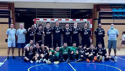 ABC/UMinho escorrega frente ao Sporting CP