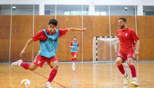 SC Braga/AAUM: a época 2020/2021 em três jogos