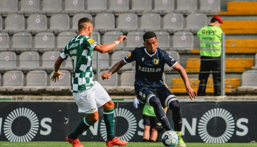 Moreirense FC e FC Famalicão dividem pontos em Moreira de Cónegos