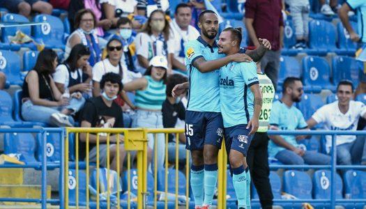 FC Vizela empata frente ao FC Paços de Ferreira no regresso a casa