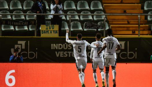 FC Famalicão sai derrotado diante do CD Tondela e continua sem vencer na Liga Bwin