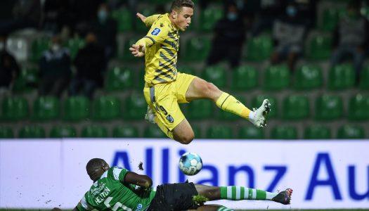 Vitória SC triunfa na jornada inaugural da fase de grupos da Allianz Cup