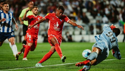 Gil Vicente FC derrotado na receção ao FC Porto