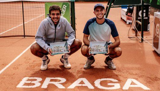 Dupla Portuguesa vence o Braga Open na categoria de pares