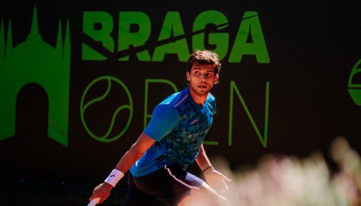 Trio luso sai derrotado no primeiro dia do Braga Open