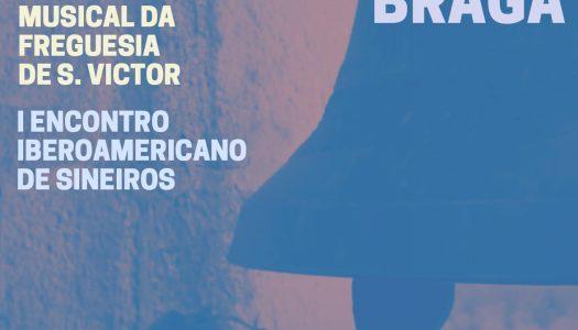 Outubro marca Encontro Ibero-americano de Sineiros