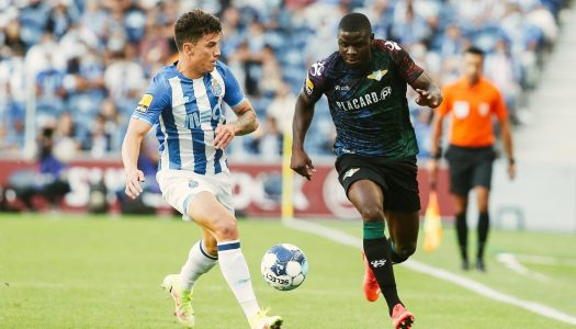 Moreirense perde na visita ao FC Porto e continua sem vitórias na Liga Bwin