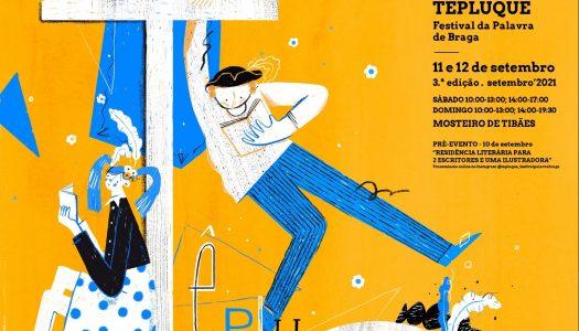Mosteiro de Tibães recebe a 3ª edição do Têpluquê
