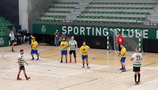 Xico Andebol perde na abertura do Campeonato frente aos leões