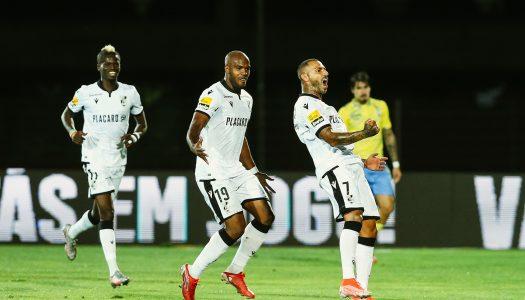 Vitória SC sofre empate ao cair do pano na deslocação a Arouca