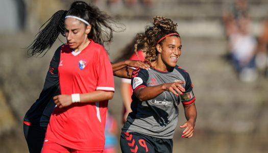 Gverreiras do Minho não perdoam e goleiam em dérbi minhoto frente ao Gil Vicente FC