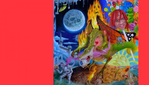 Trip At Knight: o próximo nível experimentação de Trippie Redd