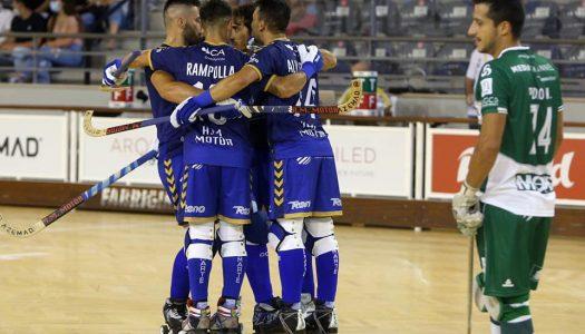 OC Barcelos vence SC Tomar e segue em frente na Elite Cup