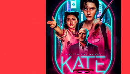 Kate: uma última missão conturbada