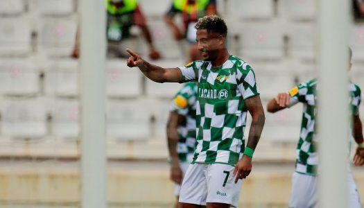 Moreirense FC recebe e vence o Arouca FC