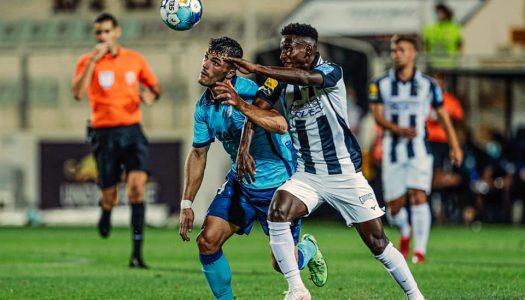 FC Vizela empata no terreno do Portimonense SC