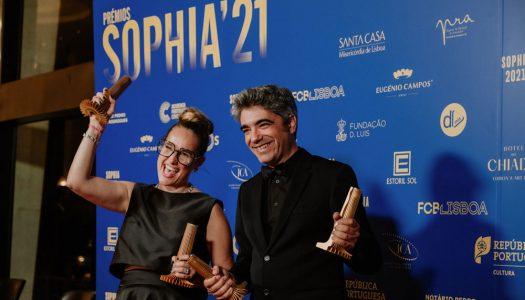 Prémios Sophia 2021. Dez anos de reconhecimento cinematográfico
