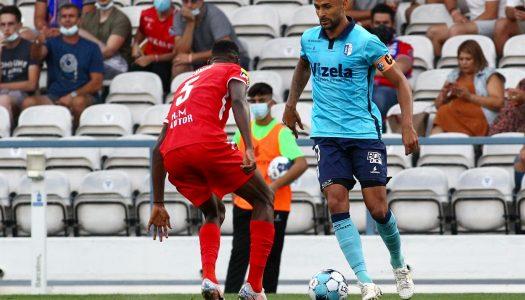 Gil Vicente FC e FC Vizela repartem pontos em Barcelos