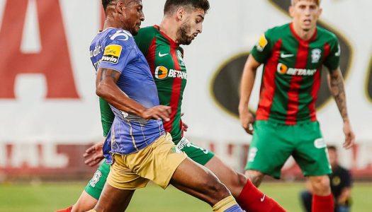 Moreirense FC conquista um ponto frente ao CS Marítimo
