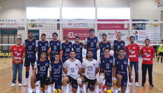 VC Viana vence na visita ao SC Caldas