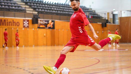 SC Braga/AAUM perde na estreia da Liga Placard