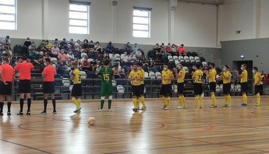 CR Candoso perde frente ao Portimonense SC
