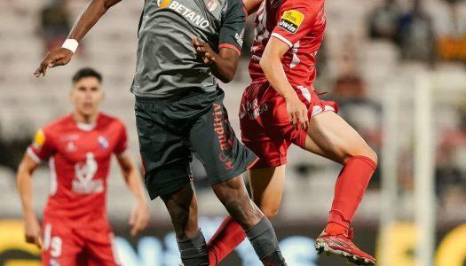 SC Braga triunfa frente ao Gil Vicente FC em dérbi minhoto