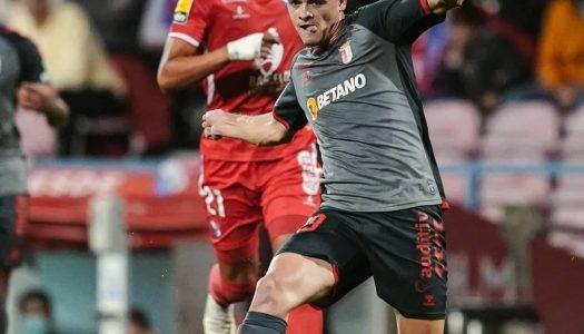 Gil Vicente X SC Braga (Destaques)