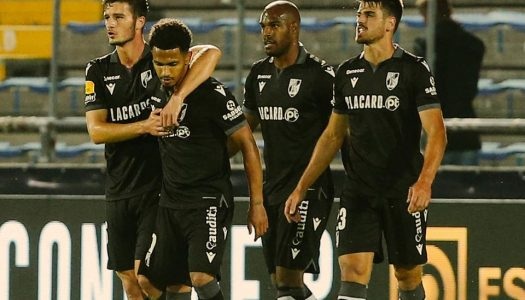 FC Famalicão X Vitória SC (Destaques)