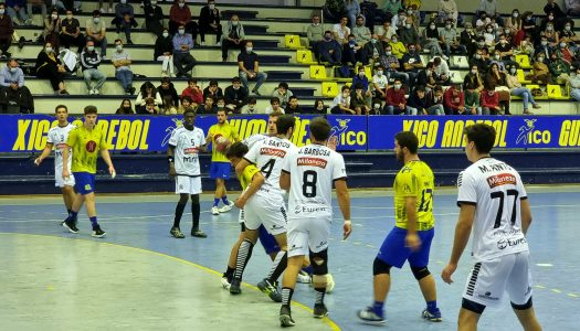 Xico Andebol perde pela sétima vez consecutiva no campeonato