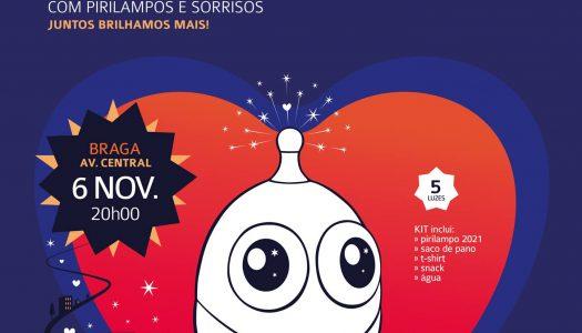 CERCI Braga angaria fundos para o Pirilampo – Mágico