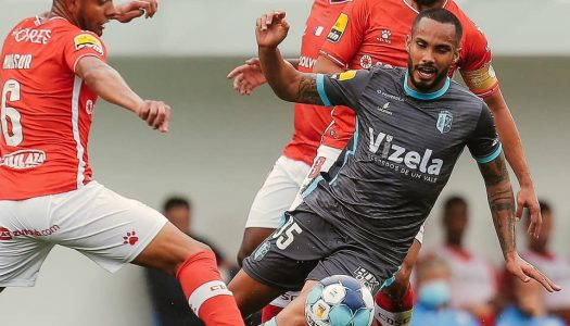 FC Vizela consegue empate tardio frente ao CD Santa Clara