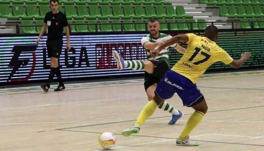 Nun'Álvares sai goleado frente ao Portimonense SC