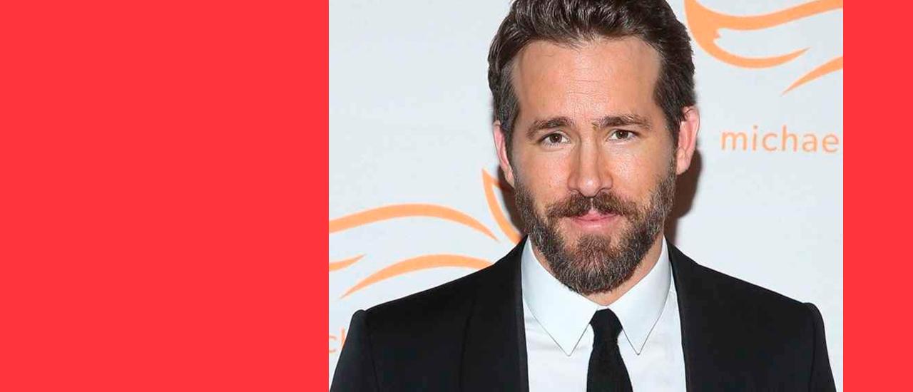 #Perfil   Ryan Reynolds: o herói da comédia